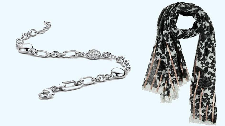 Concours: Bracelet Nona ou écharpe Essentiel, faites votre choix !