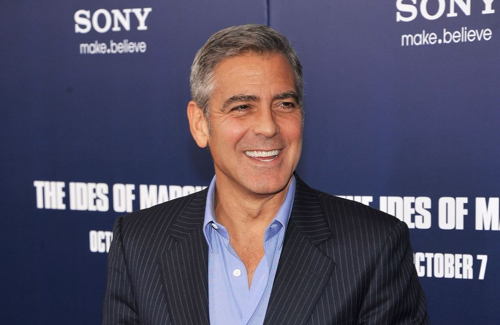 George Clooney : L'acteur serait fiancé à Amal Alamuddin !