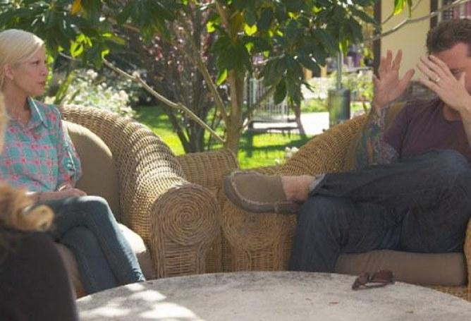 Tori Spelling et Dean McDermott dans True Tori
