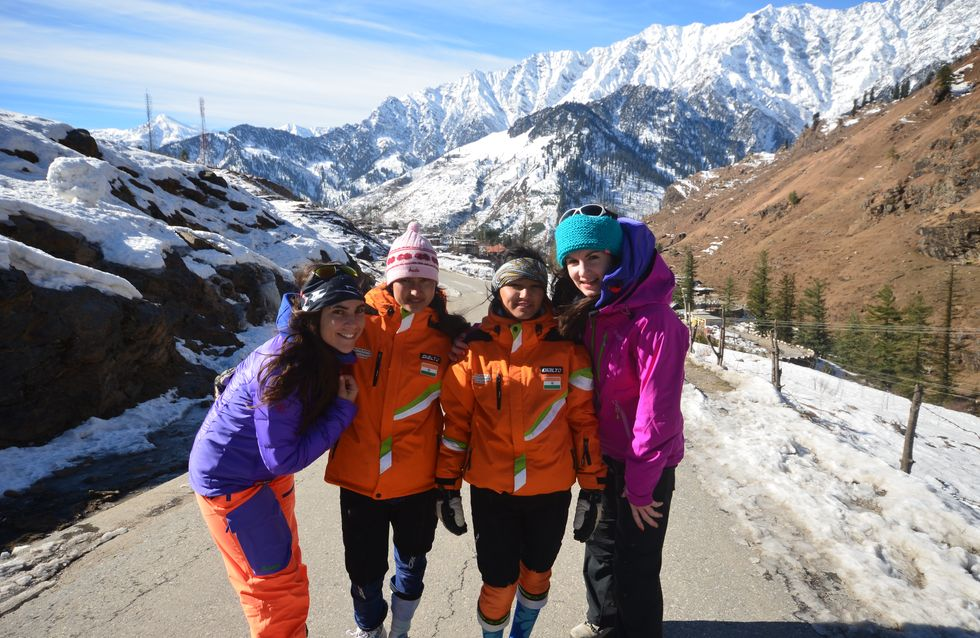 Girls to the top : des femmes au sommet