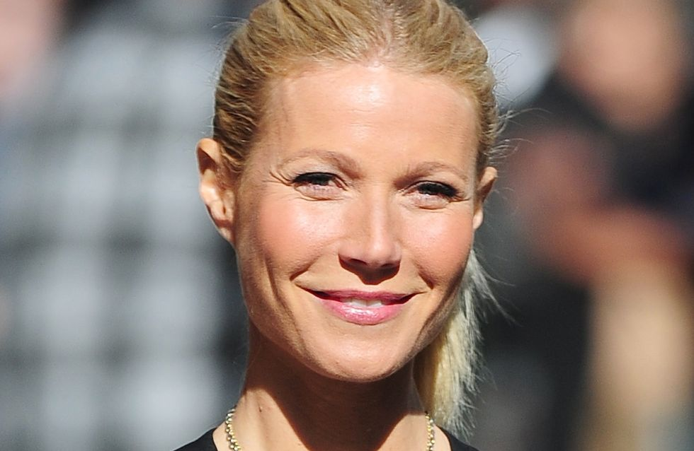 Gwyneth Paltrow : Ravie de son divorce !
