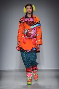 Modeshow Manish Arora herfst-winter Parijs 2014/15