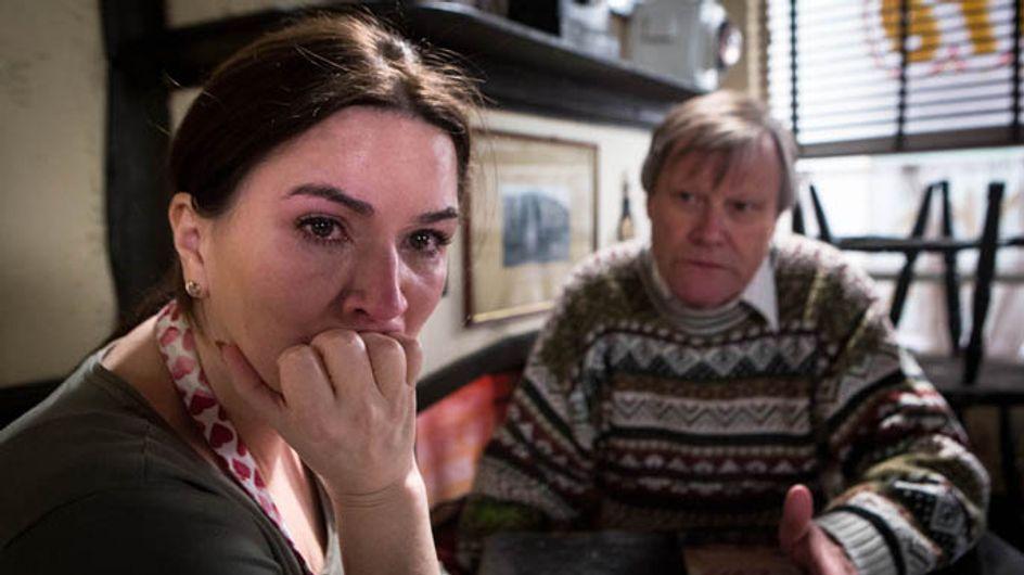 Coronation Street 07/05 – Anna struggles under the burden of her secret