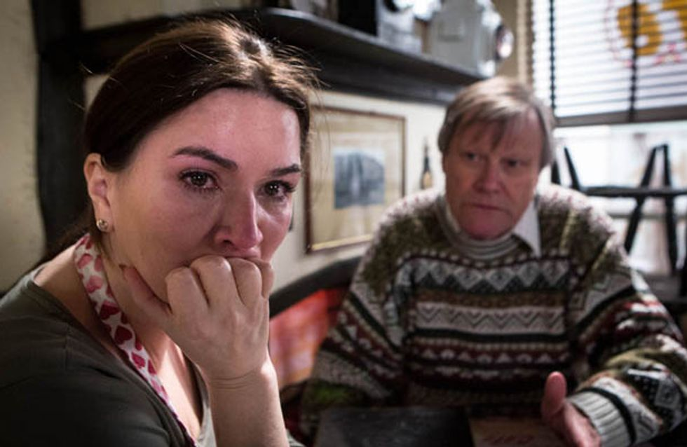 Coronation Street 07/05 – Anna struggles under the burden of her secret
