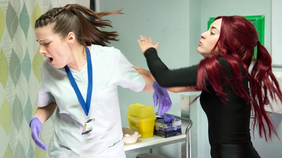 Hollyoaks 07/05 – Sinead concocts a malicious plan