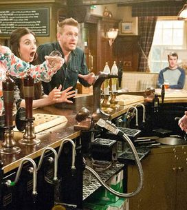 Emmerdale 07/05 – Leyla's furious at Alicia and David