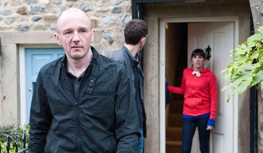 Donna is forced to move in with Paddy