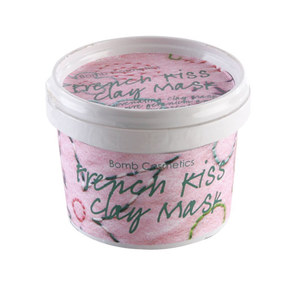 Bomb Cosmetics, French Kiss Clay Mask £7.99