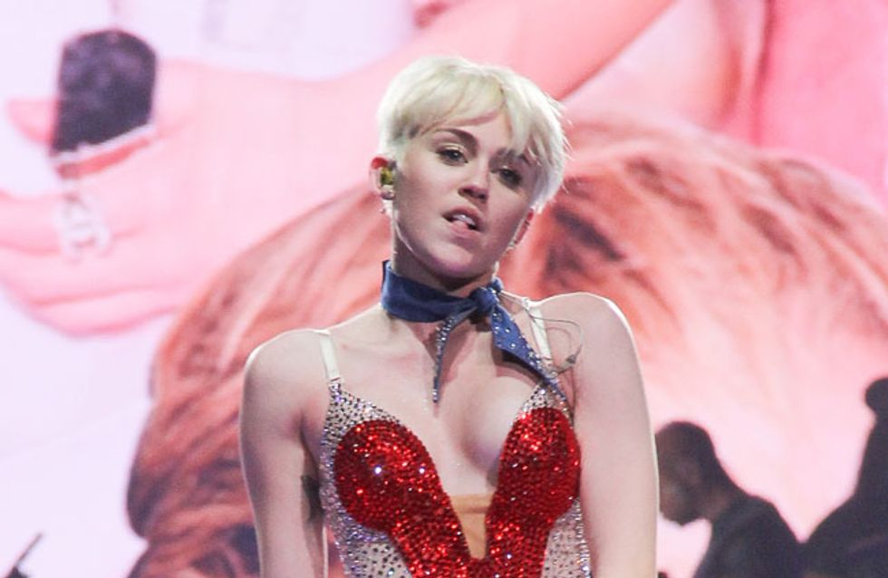 Miley Cyrus: Endlich wieder fit für die Tour