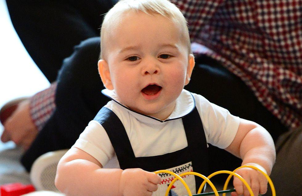 Kate Middleton : Découvrez sa photo préférée de baby George