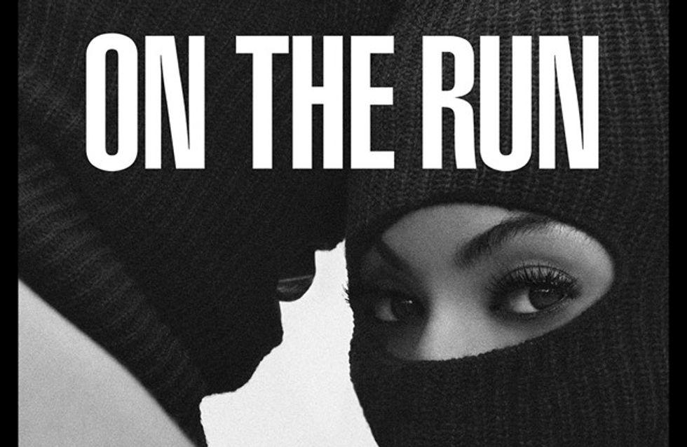 Beyoncé et Jay Z : Ils officialisent leur tournée en amoureux