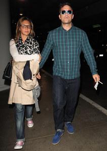 Robbie Williams e la moglie