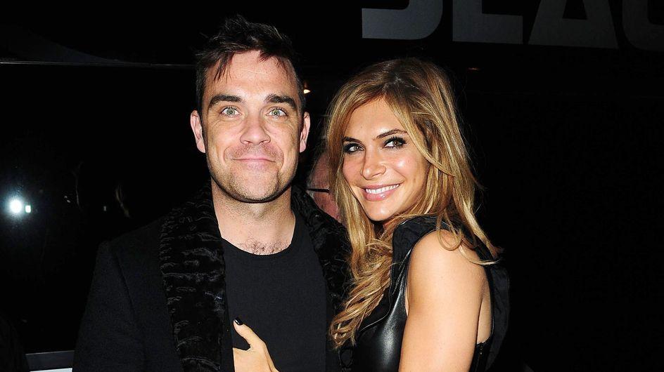Robbie Williams presto papà per la seconda volta