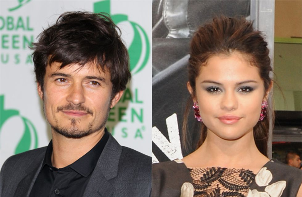 Orlando Bloom : Très proche de Selena Gomez ?