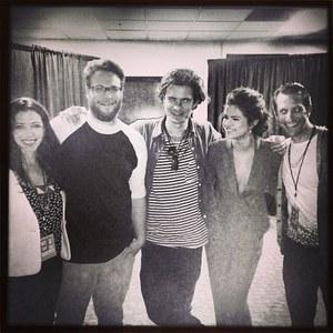 Orlando Bloom en compagnie de Selena Gomez