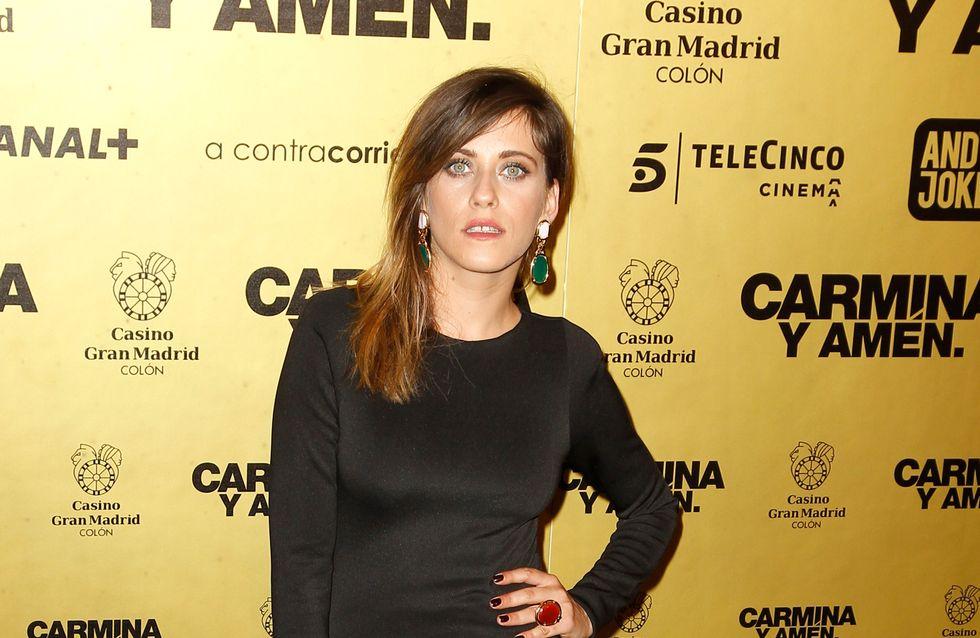 Carmina revienta el cine Callao con numerosos famosos