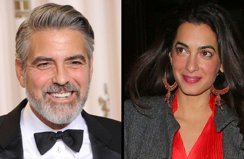 George Clooney : 5 choses à savoir sur sa fiancée Amal Alamuddin