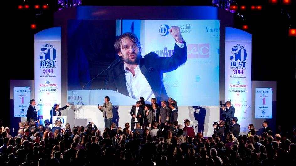 Massimo Bottura conquista il podio tra i 50 migliori ristoranti al mondo del 2014