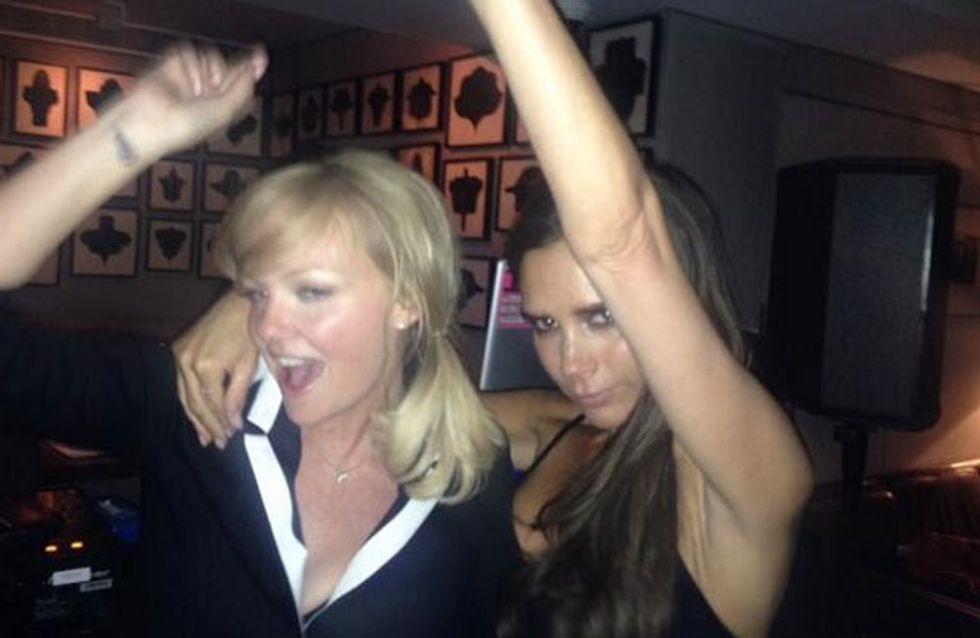 Victoria Beckham celebra su cumpleaños con las Spice Girls por todo lo alto