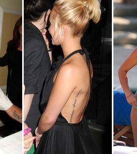 Un tatuaggio è per sempre (purtroppo)! Le foto dei tattoo sbagliati delle star