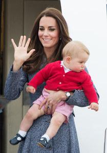Kate, George e o Cartier Balon Bleu!