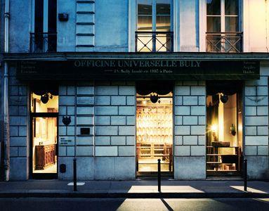 La maison Buly, à Paris