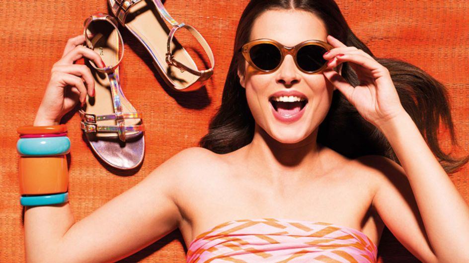 Yeah! Wir freuen uns auf Sandalen! Die Schuhtrends für Sommer 2014