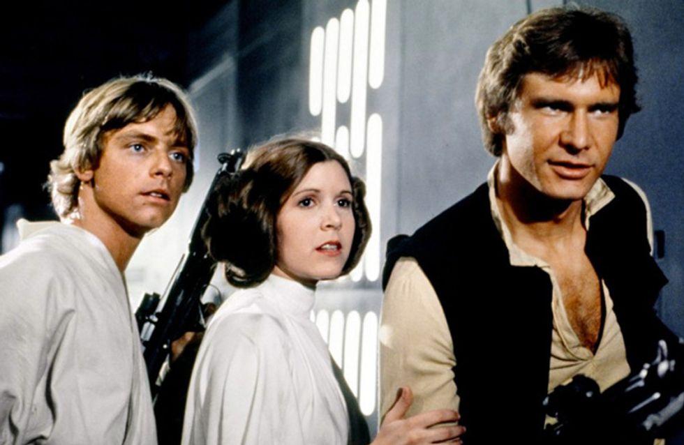 Star Wars: Episode VII Cast REVEALED!