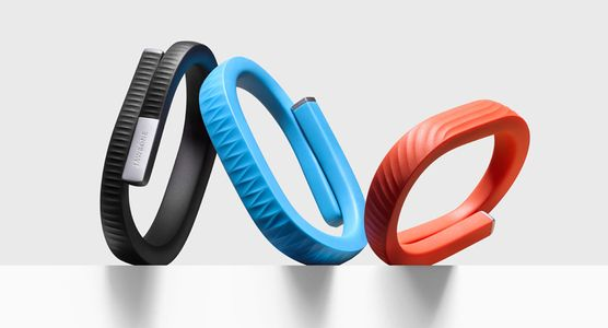 Jawbone up24, en orange ou en noir