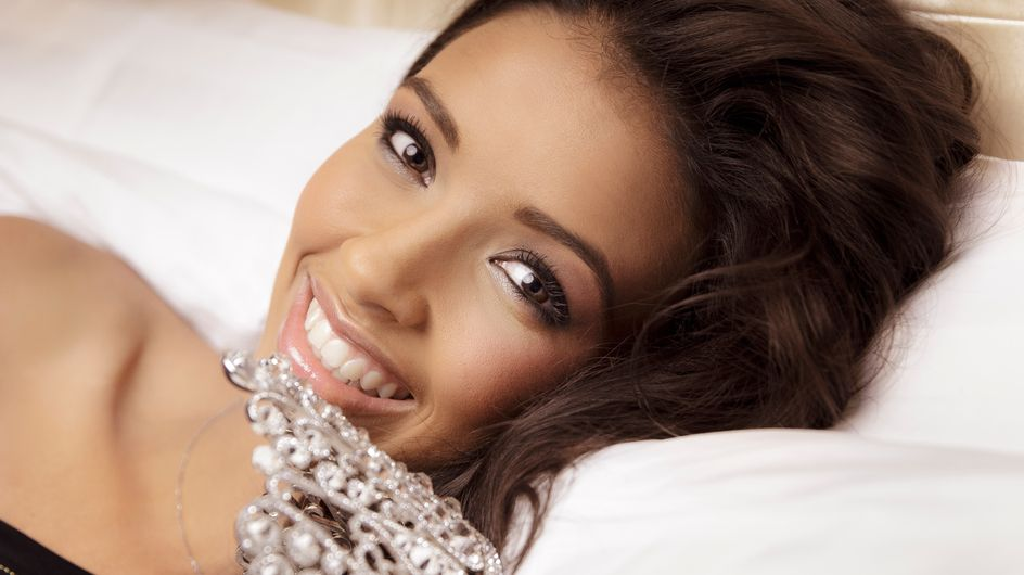 Miss France 2014 : Les recettes beauté maison de Flora Coquerel (Vidéo exclu)