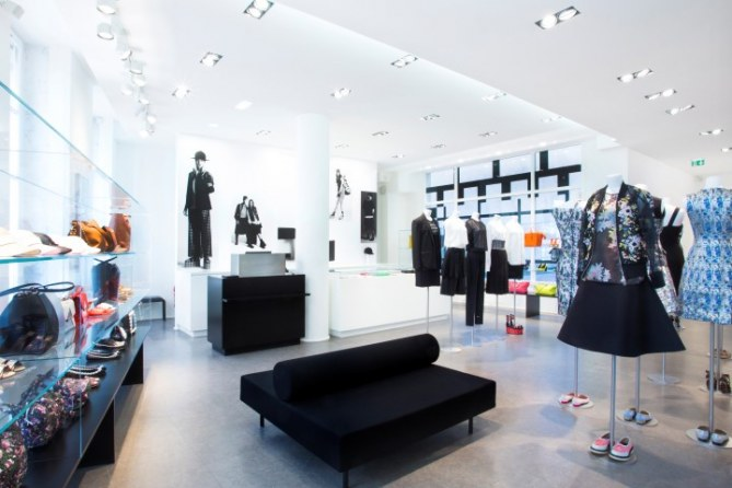 Colette concept store Paris