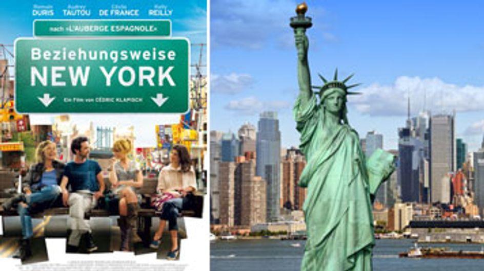 'Beziehungsweise New York': Zum Kinostart eine Reise nach New York gewinnen