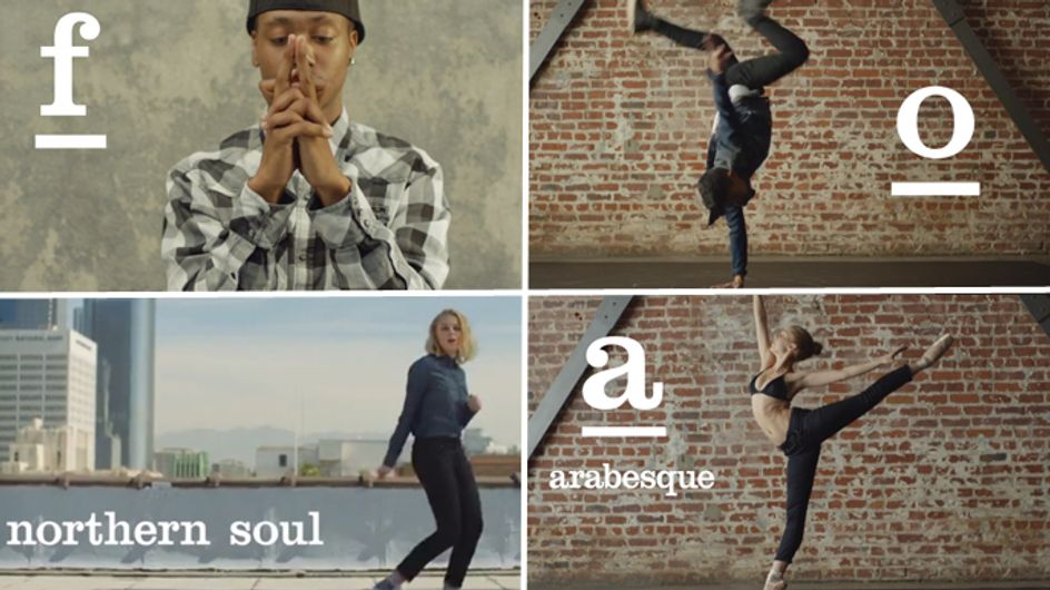 Pasión por el baile: los mejores movimientos de la A a la Z