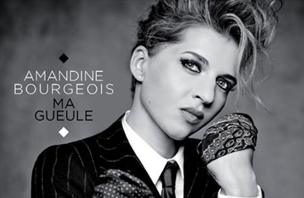 Amandine Bourgeois : masculine et féminine pour son nouveau clip, Ma Gueule