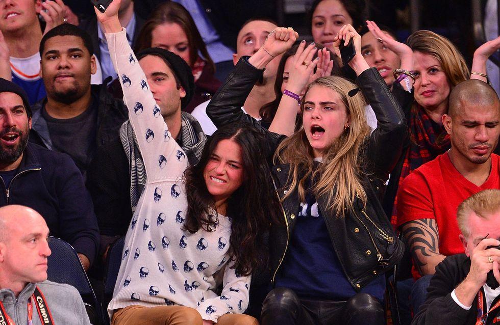 Cara Delevingne et Michelle Rodriguez : C'est fini !