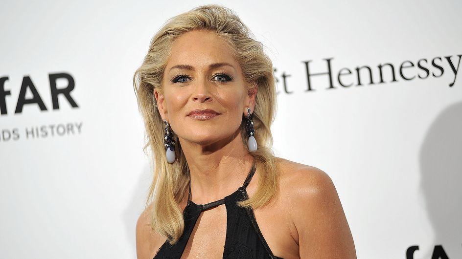 Sharon Stone : A 56 ans, elle pose en body coquin pour GQ (photo)