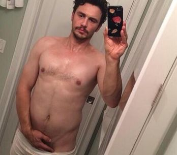James Franco : Complètement accro aux selfies nu (Photos)