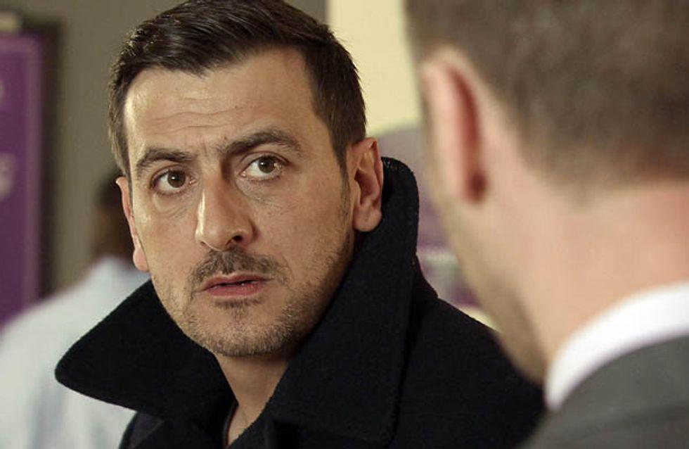 Coronation Street 12/05 – Tina tells Steph she's having an affair with Peter