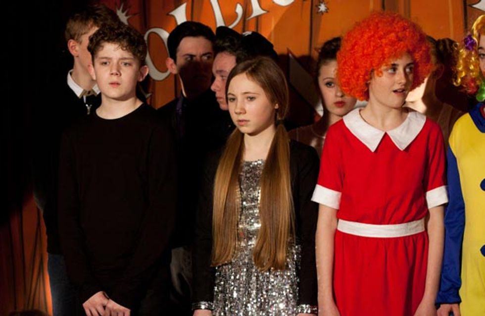Hollyoaks 13/05 – What will happen at the school play?