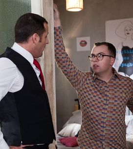 Hollyoaks 16/05 – Is Sonny's time up?