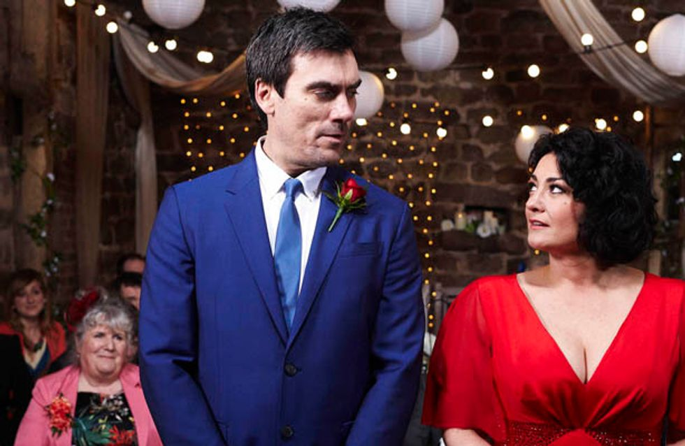 Emmerdale 15/05 – It's Moira's wedding day