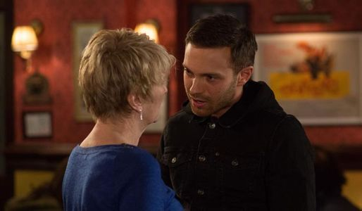 Shirley and Dean come face to face