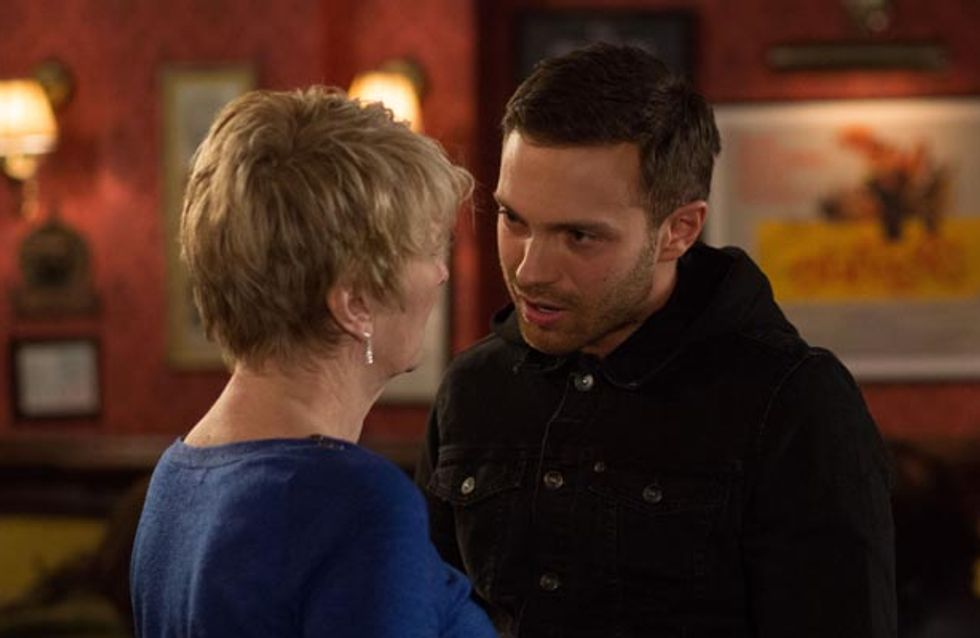 Eastenders 15/05 – Shirley and Dean come face to face