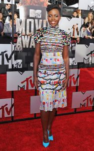 Lupita Nyong'o aux MTV Movie Awards 2014