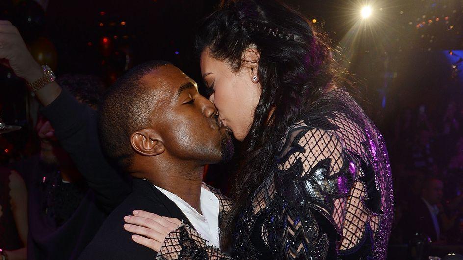 Kanye West trompe-t-il Kim Kardashian ?