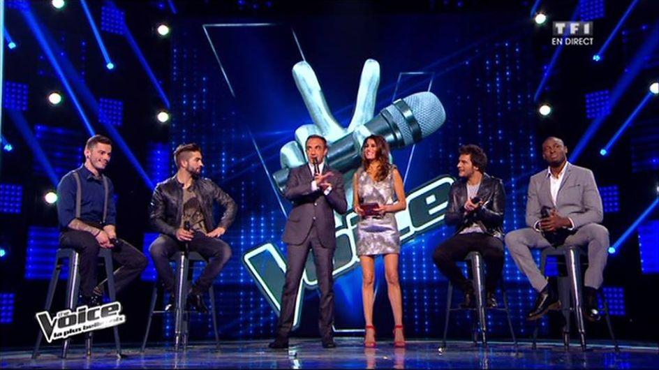 The Voice : Une finale 100% masculine