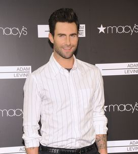 Adam Levine : Son incroyable transformation (Photo)