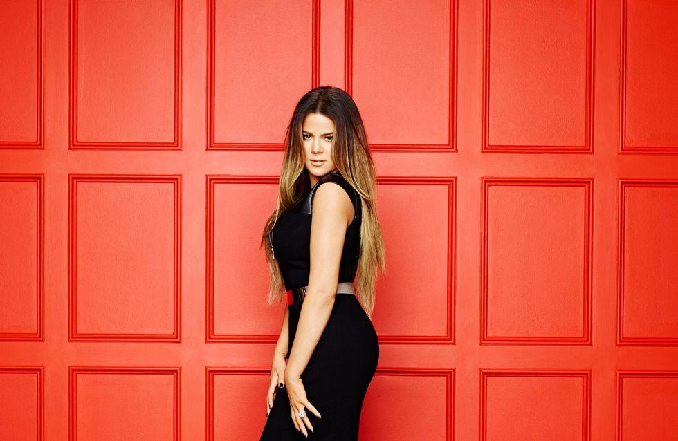 Khloé Kardashian : Son dangereux secret pour avoir une taille fine (Photo)