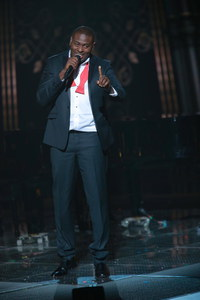 Wesley, finaliste The Voice