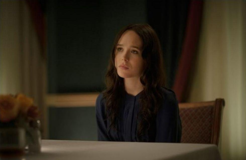 Ellen Page : Elle revient avec émotion sur son coming out (Vidéo)